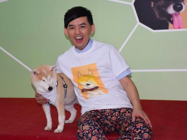 黄子佼收集爱犬毛制成抱枕:这是我对它永远的纪念