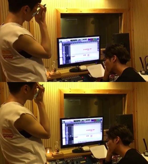 金钟铉生前录歌视频公开 专心制作歌曲惹粉丝泪崩